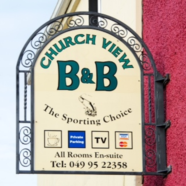 Churchview Guesthouse, stay at the best Accommodation in Belturbet, County Cavan is the beautiful land of lakes